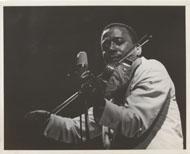 Ray Nance Vintage Print