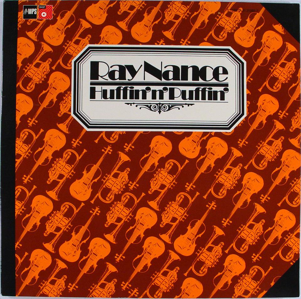 """Ray Nance Vinyl 12"""" (Used)"""