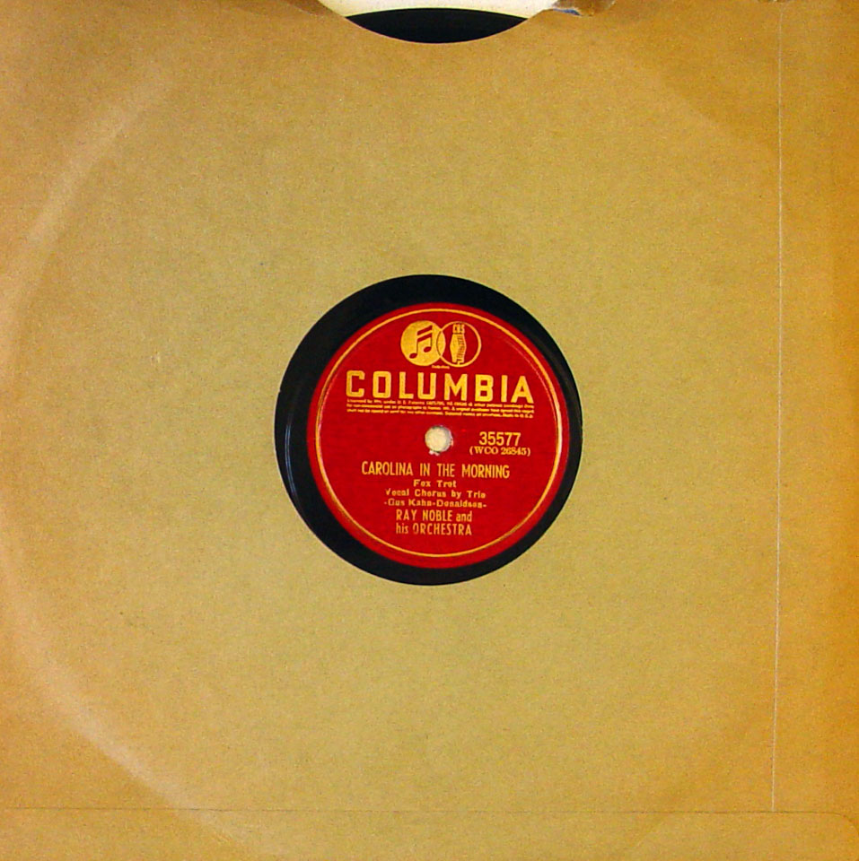 Ray Noble And His Orchestra 78