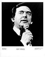 Ray Price Promo Print