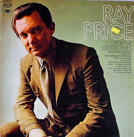 """Ray Price Vinyl 12"""" (Used)"""