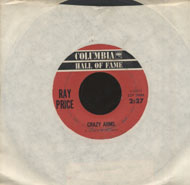 "Ray Price Vinyl 7"" (Used)"
