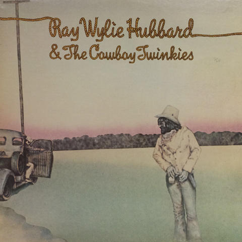 "Ray Wylie Hubbard Vinyl 12"" (Used)"