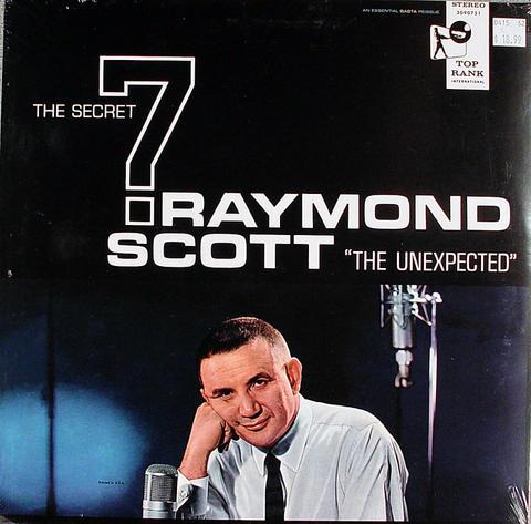 "Raymond Scott Vinyl 12"" (New)"