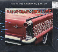 Razor-Sharp Rockabilly CD