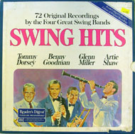 "Reader's Digest: Swing Hits Vinyl 12"" (Used)"