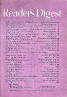 Reader's Digest Vol. 50 No. 301 Magazine