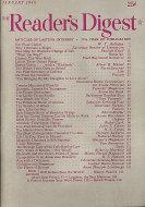 Reader's Digest Vol. 52 No. 309 Magazine