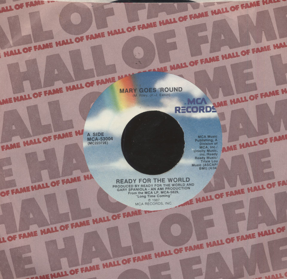 """Ready for the World Vinyl 7"""" (Used)"""