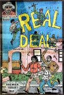 Real Deal No. 1 Comic Book