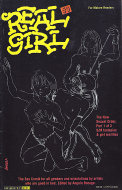 Real Girl #9 Comic Book