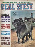 Real West Vol. XI No. 59 Magazine