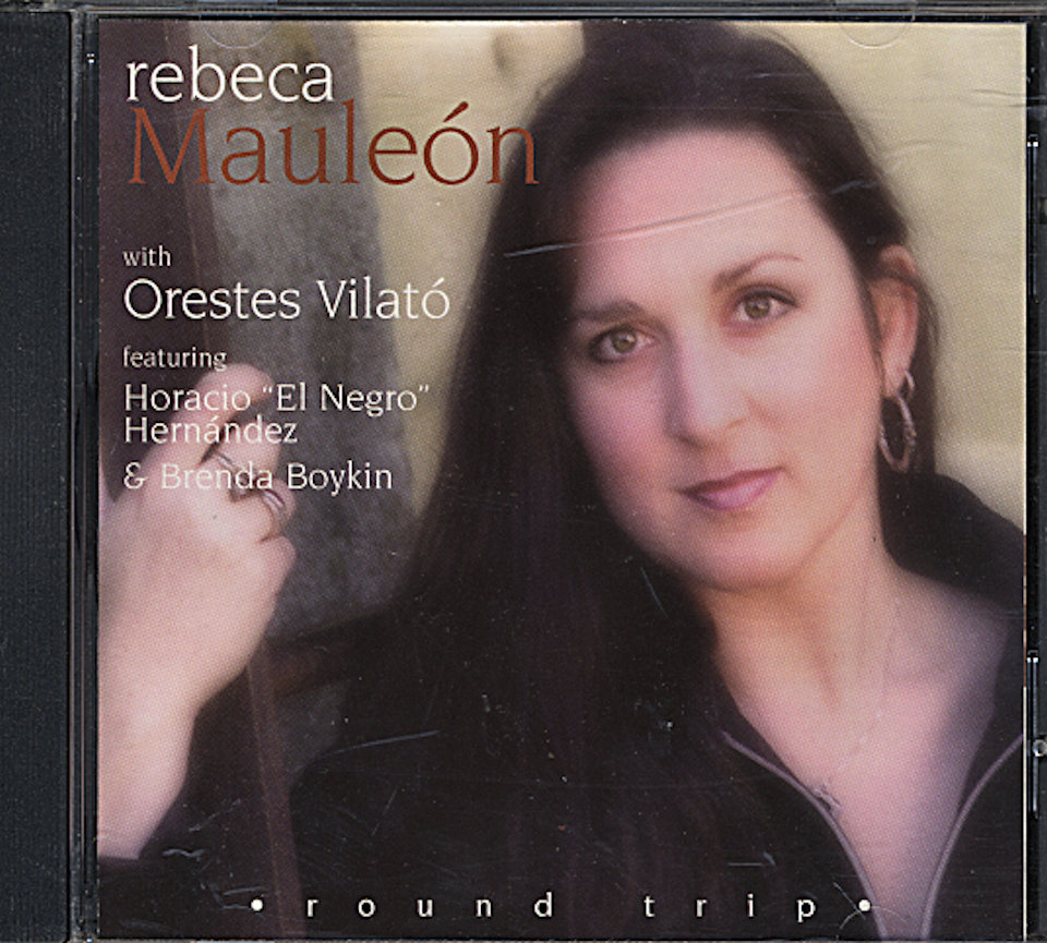 Rebeca Mauleon CD