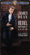Rebel Without A Cause VHS
