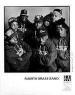 Rebirth Brass Band Promo Print