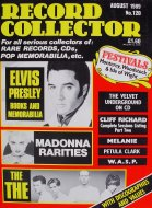 Record Collector No. 120 Magazine