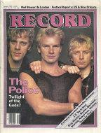 Record Magazine August 1983 Magazine