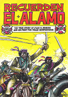 Recuerden el Alamo Vol.1 Comic Book