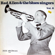"Red Allen & The Blues Singers Vinyl 12"" (Used)"