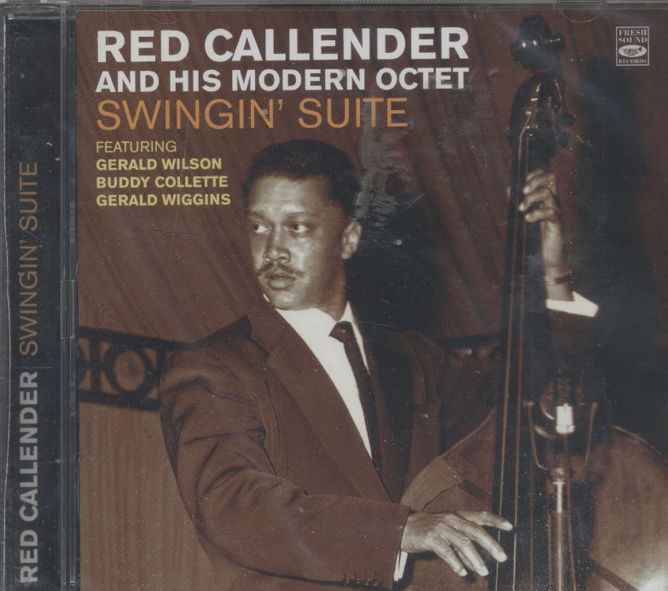 Red Callender and His Modern Octet CD