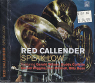 Red Callender CD