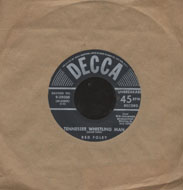 "Red Foley and Betty Foley Vinyl 7"" (Used)"