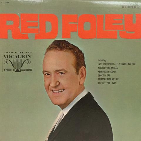 "Red Foley Vinyl 12"" (Used)"