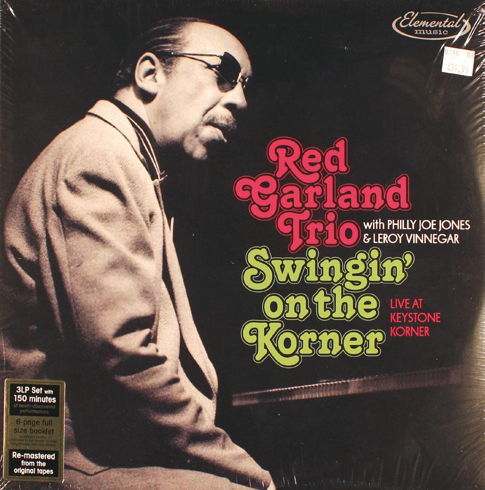 """Red Garland Trio Vinyl 12"""" (New)"""