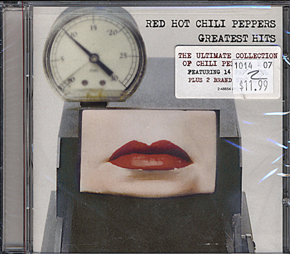 Red Hot Chili Peppers CD