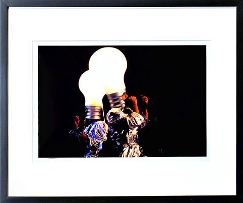 Red Hot Chili Peppers Framed Fine Art Print