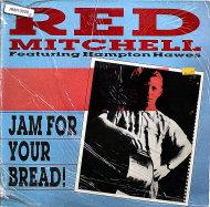 "Red Mitchell Vinyl 12"" (Used)"
