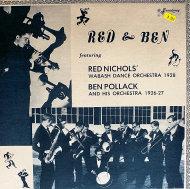 "Red Nichols / Ben Pollack Vinyl 12"" (Used)"