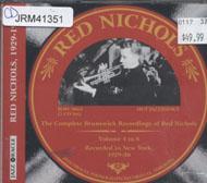 Red Nichols CD