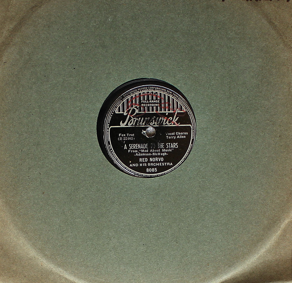 Red Norvo & His Orchestra 78