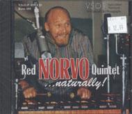 Red Norvo Quintet CD