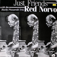 "Red Norvo With The Bucky Pizzarelli Trio Vinyl 12"" (Used)"