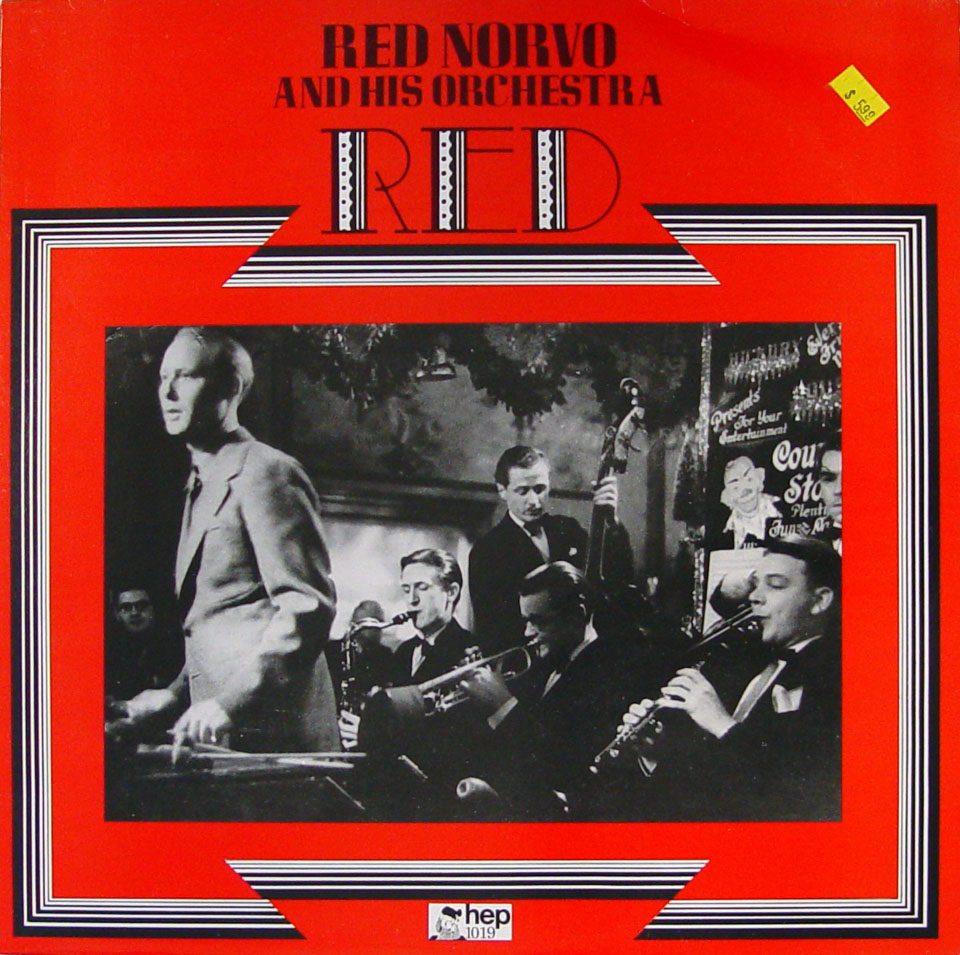"Red Norvo Vinyl 12"" (New)"
