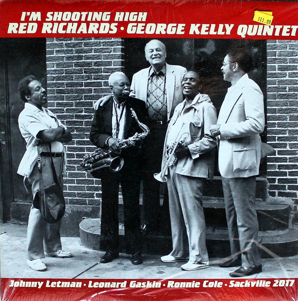 "Red Richards Vinyl 12"" (New)"
