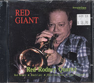 Red Rodney Quartet CD
