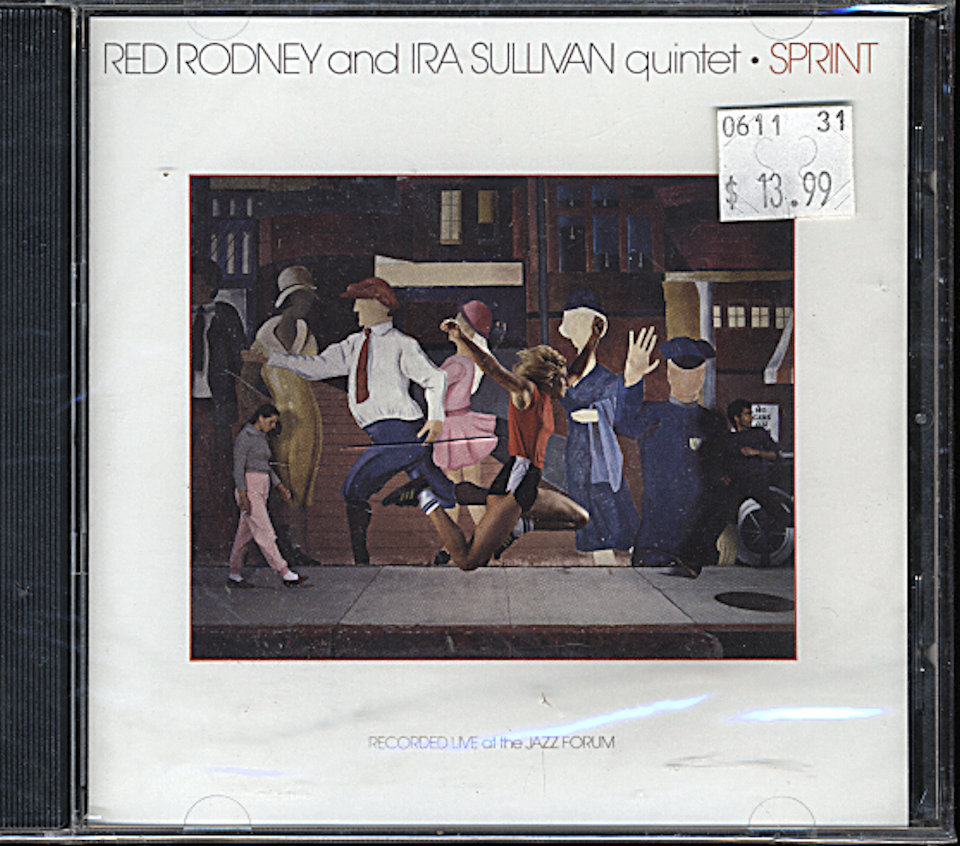 Red Rodney CD