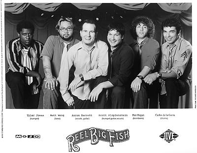 Reel Big Fish Promo Print