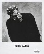 Reg E. Gaines Promo Print
