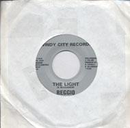 """Reggio Vinyl 7"""" (Used)"""
