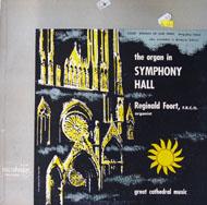 """Reginald Foort Vinyl 12"""" (Used)"""