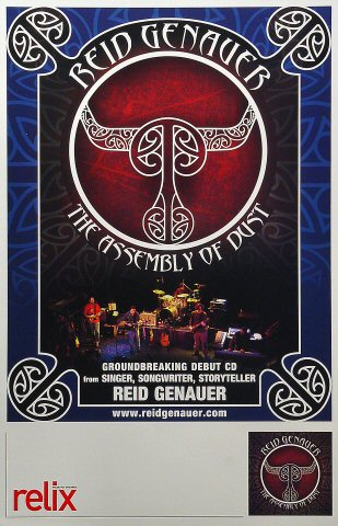 Reid Genauer Poster