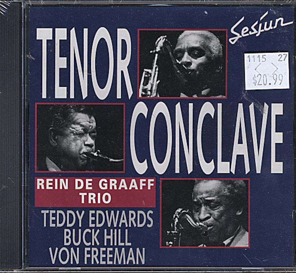 Rein De Graaff Trio CD