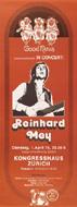 Reinhard Mey Poster