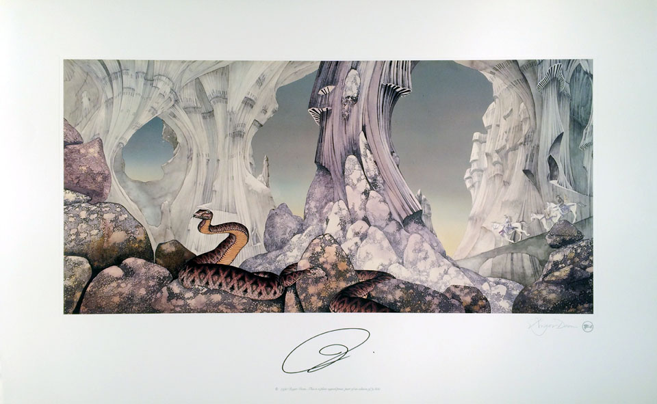 Relayer Poster