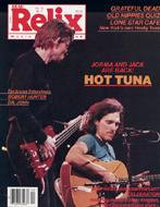 Relix  Apr 1,1986 Magazine