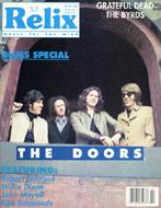 Relix  Apr 1,1991 Magazine